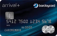 Barclaycard Arrival Plus™ World Elite Plus Mastercard