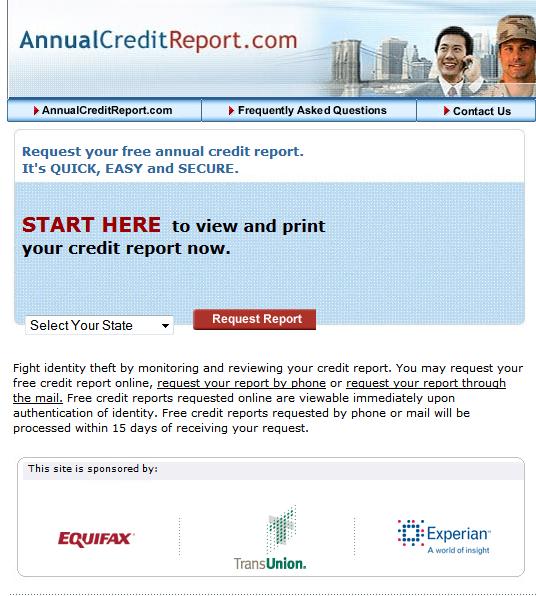AnnualCreditReport