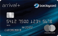 Arrival Plus World Elite MasterCard