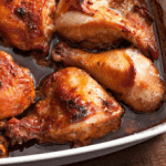 Simple Soy Chicken Recipe