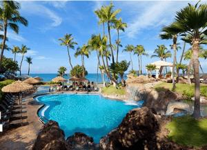 Westin Maui Pool