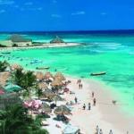 The beautiful Caribbean