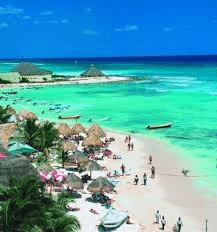 ocean- caribbean where we going
