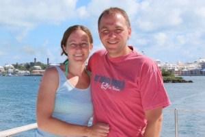 Brad & Laura Bermuda