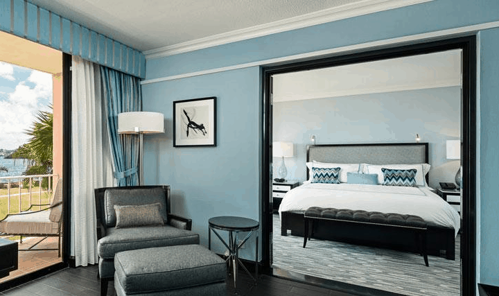Fairmont Hamilton Princess Suite Bermuda