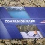SW Companion Pass