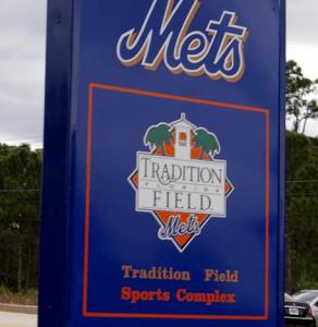 Spring Training - Tradition Field