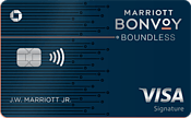 Marriott Bonvoy Card