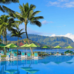 Shevaughn and Tracy's 11 Night Hawaiian Honeymoon with Rewards Points