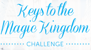Keys to the Magic Kingdom Logo