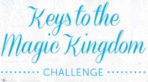 Keys to the Magic Kingdom Logo