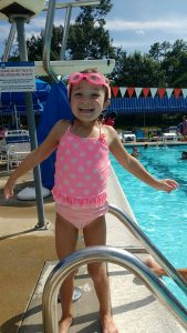 Swimming Pic