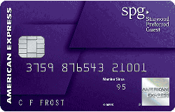 American Express Starwood