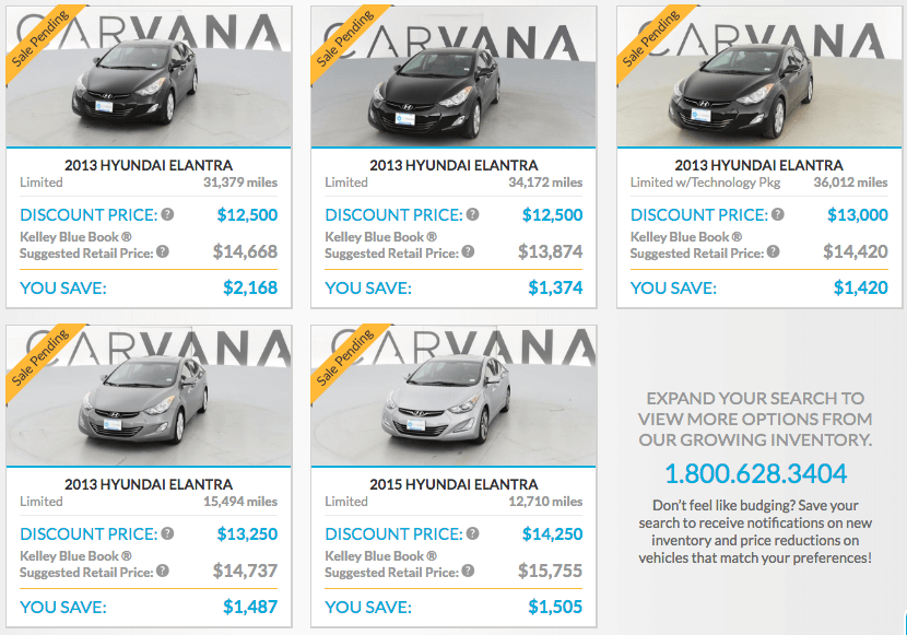 Carvana Review: How I Landed a Great Deal | RichmondSavers com