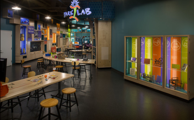 Kid's Discovery Room
