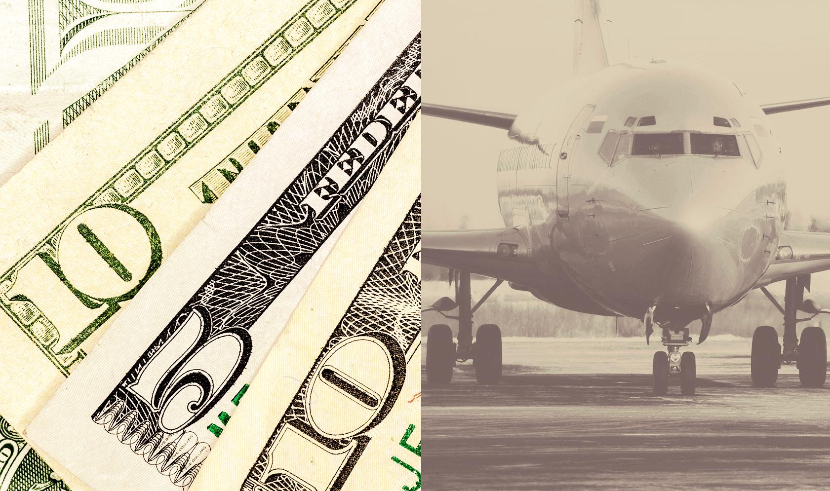 Cash back vs. travel