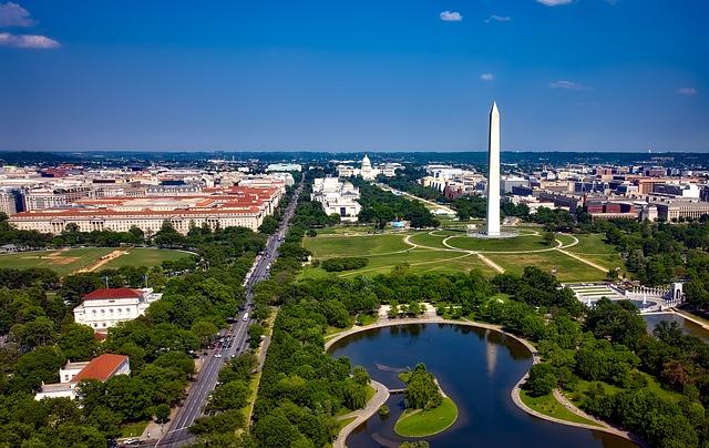DC Skyline, Washington Monument
