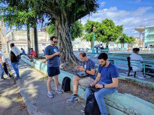 Cuba Wifi Park
