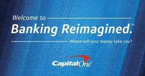 Capital One Banking Reimagined Tour