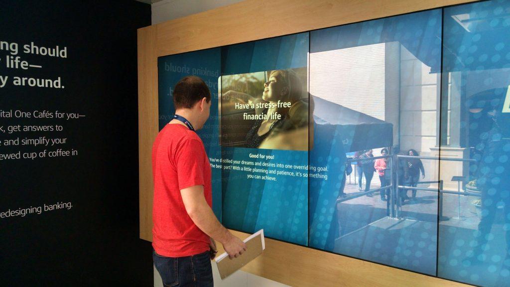 Capital One Exhibit