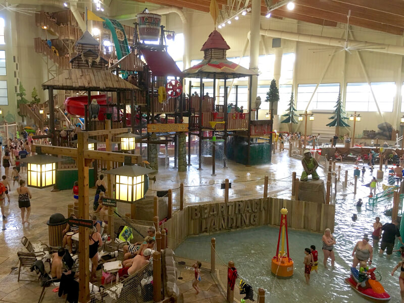 Great Wolf Lodge Indoor Park
