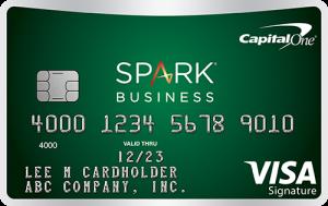 Capital One Spark Cash
