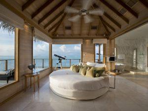 Conrad Maldives view