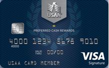 USAA credit card