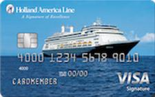 Holland America Credit Card