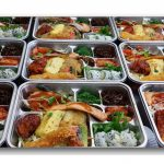 Meal planning containers